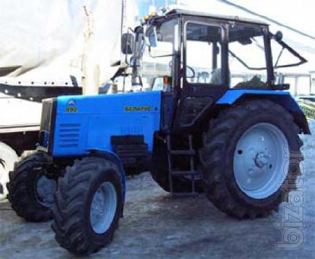 """The Tractor """"Belarus - 892 / 920 / 1025 / 1221"""