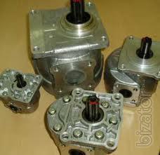 Gear pumps NS-10, NS-32, NSH-50, NS-100