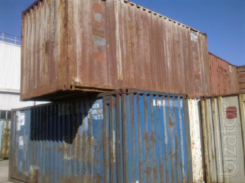 Sea container 10500 UAH