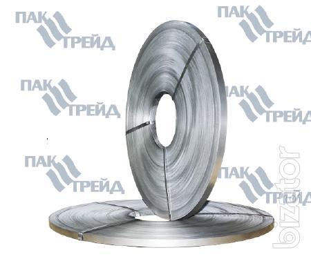 Package steel strip