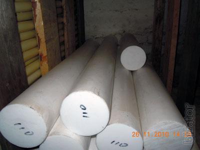 PTFE rod 80mm,90mm, 100mm, 110mm, 120mm, 130mm, 140mm, 160mm, 170mm, 190mm, 200mm
