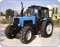 Tractor MTZ-1221, 2012