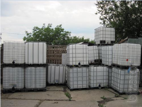 Eurocup ( IBC ) 1000 l, pallets, barrels.