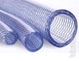 Sleeve PVC food with cord 6mm, 8mm, 10mm, 12mm, 13mm, 16mm, 19mm, 25mm, 32mm, 38mm, 50mm
