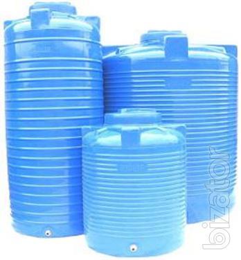 Tanks for water, fuel, sewage polyethylene Uzhgorod