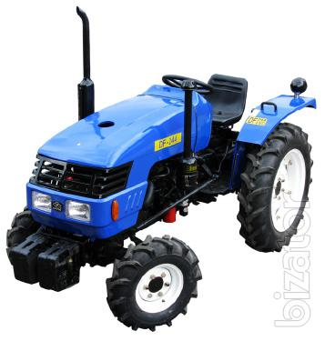 """Compact Tractors """"Dongfeng"""""""