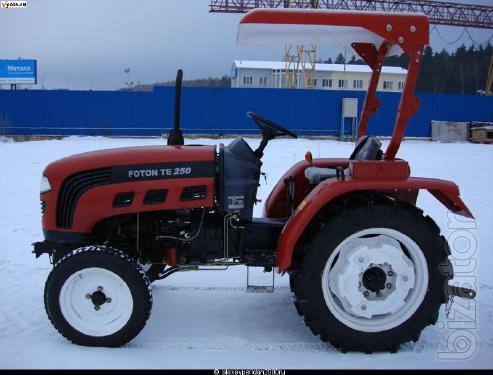 Compact tractors China