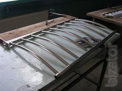 Installation of electrolytic-plasma polishing of parts from Belarus