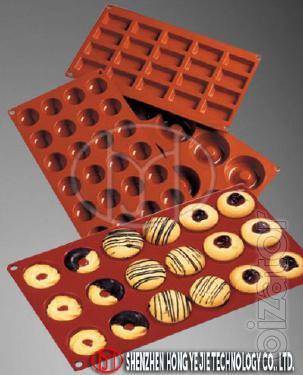 Food-grade silicone,Silicone bakeware,cake mold,silicone food