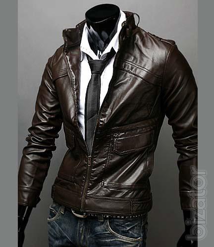 Как сделать мужскую кожаную куртку в 899