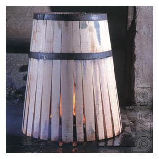 """Production enterprise"""". Manufacturer of oak barrels."""