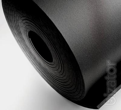 Porous rubber, neoprene or the technical plates at low prices