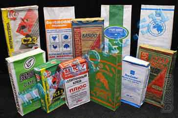 Sacks and bags, of paper