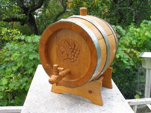 Bondara production in Ukraine. Oak barrels.!@!