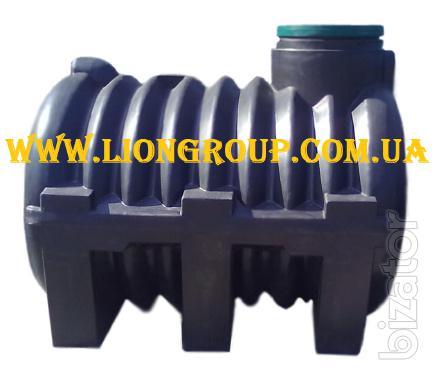 Septic tank plastic