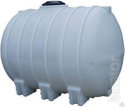 Capacity tanks for CASS Exactly