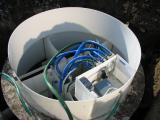 Sewerage system for hotels, cottage oasis-20
