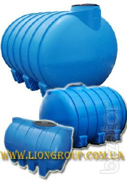 Will sell capacity plastic barrels tanks Kherson