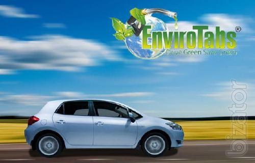 The fuel savings up to 30 percent