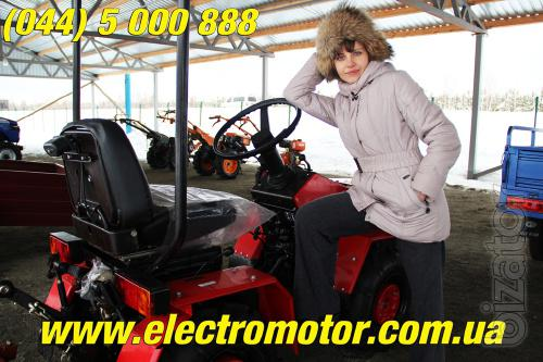 Small tractors Belarus n