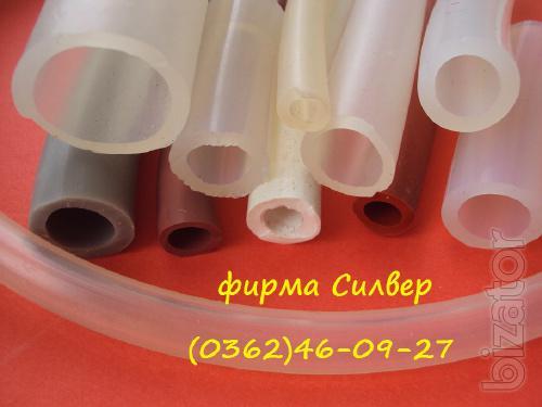 Tube, silicone hoses