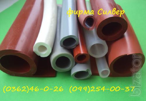 Tube food grade silicone