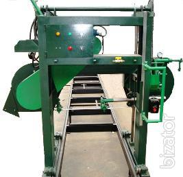 sawmill bandsaw for cutting logs