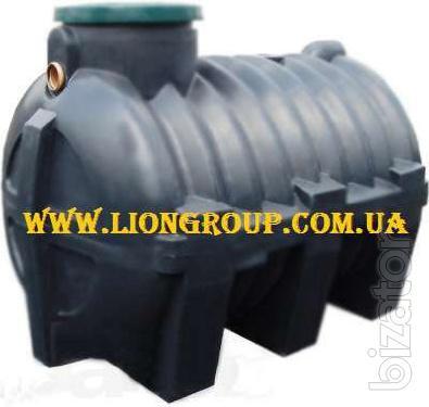 Septic tank sewage Kherson