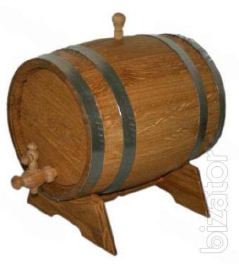 Barrel oak - oak barrels, shipping