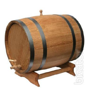 Oak barrel - packaging for wine and pickles
