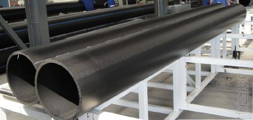Pipe reinforced plastic for water supply and sanitation.