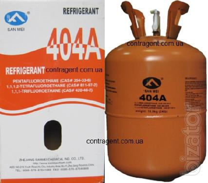 We offer various types of freons (CFC) for refrigeration equipment