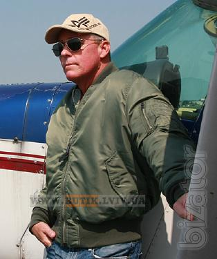 Original flight jacket MA-1 Alpha Industries