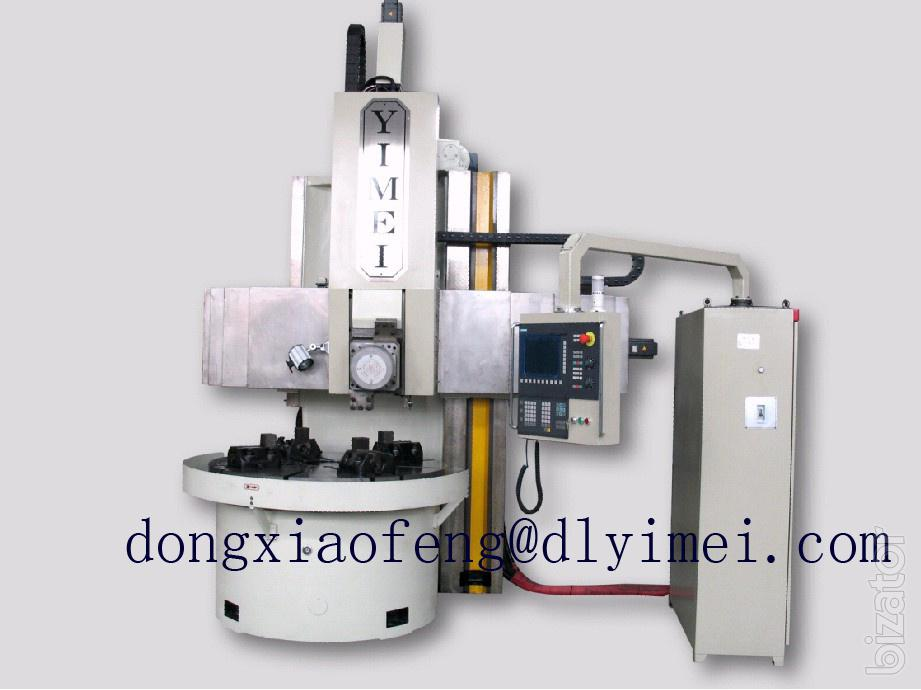 turning and milling machine