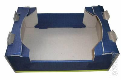 Box 362h275h136 mm for Fruits and Vegetables