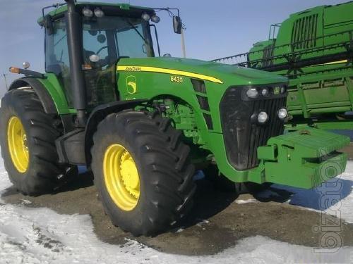 Sell tractor John Deere 8430