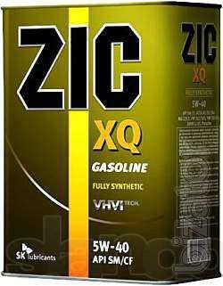 Synthetic motor oil ZIC XQ 5w-40