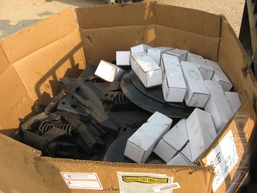 Parts Jhon Deere 100% original planter 7000 and cultivators 960
