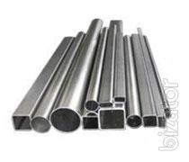 Pipe stainless steel AISI 321 (12X18H10T) BSH