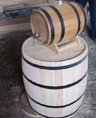 Oak barrels original oak!
