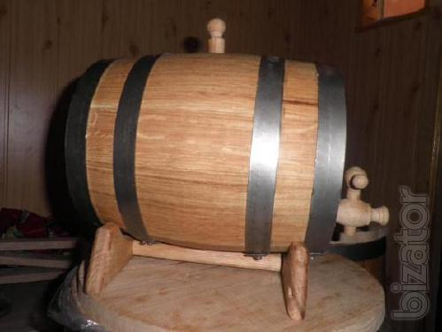 Sell oak barrels in Ukraine!
