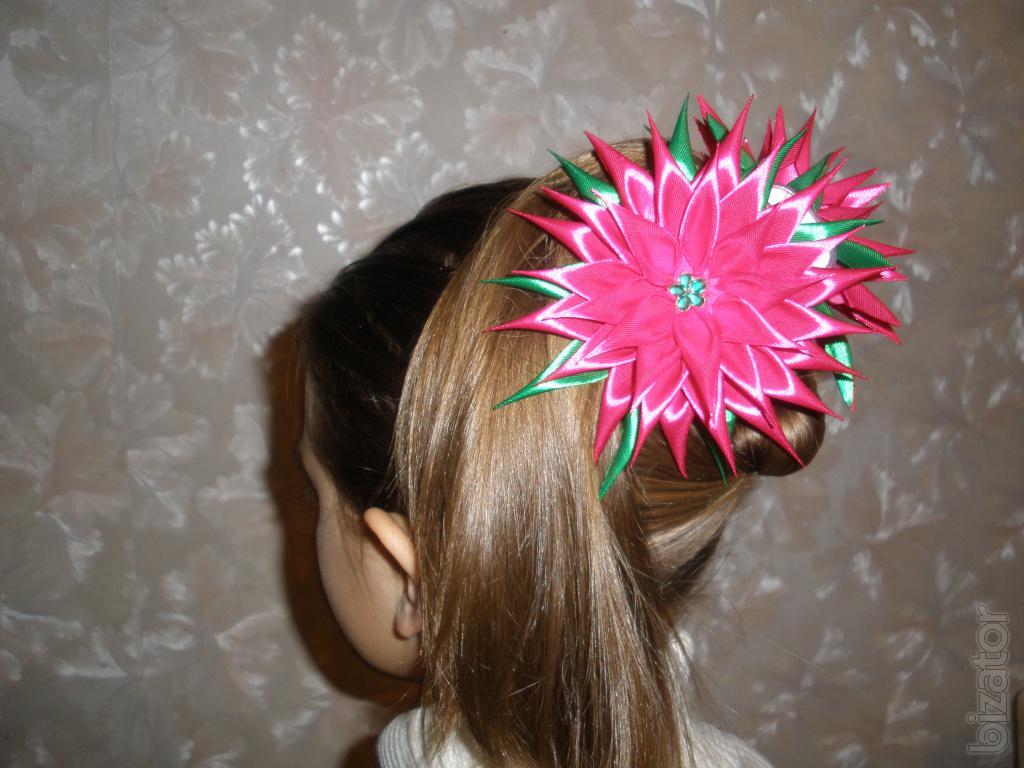 Фото резинка для волос своими руками