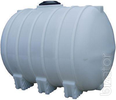 Plastic containers for CASS Poltava
