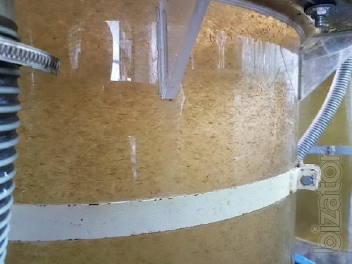 Личинка речных рыб (карп, б.амур, толстолоб)