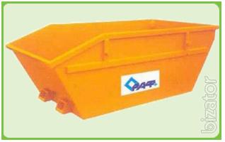 Open the hopper (boat) 8m3