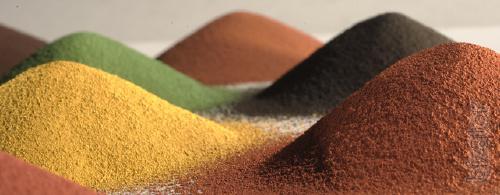 gleznainie pigments IOX, Bayferrox