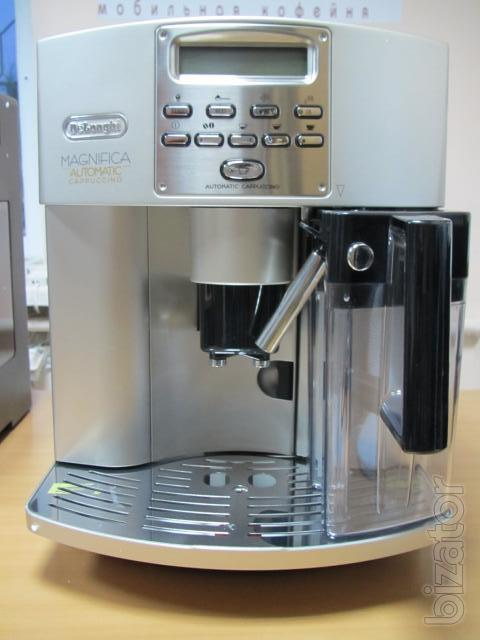 how to make coffee delonghi magnifica automatic coffee machine
