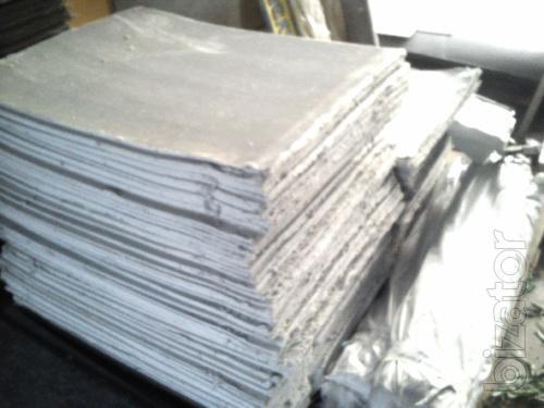 Sell asbestos Board CASS 1000x800 Russia (Beloyarsk)