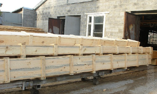 Pack of wood for gifts. Delivery across Ukraine New Mail.