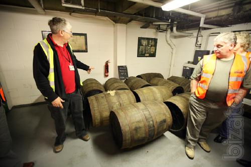 Cooperage, personal production...